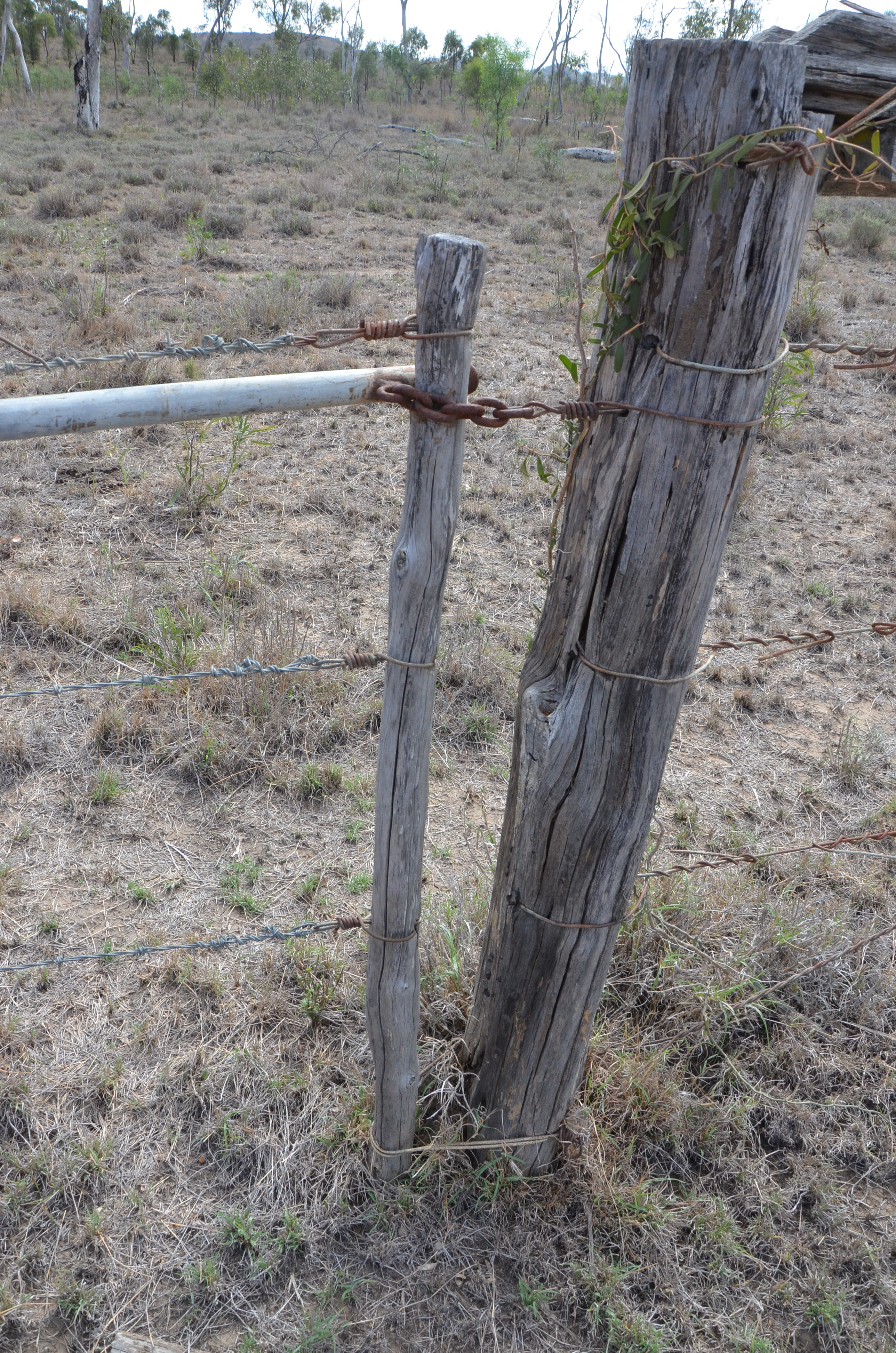 Homemade Barbed Wire Fence Gates - WIRE Center •