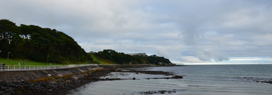 Waterloo Bay, Larne (Northern Island)